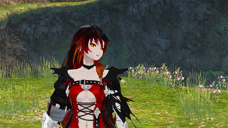 Velvet Demonic TB Mod screenshot