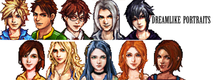 Dreamlike's Portraits Mod