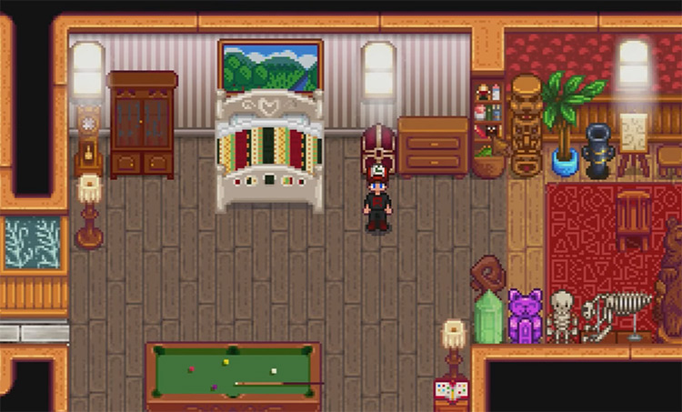 Pokemon Trainer Hat Stardew Valley screenshot