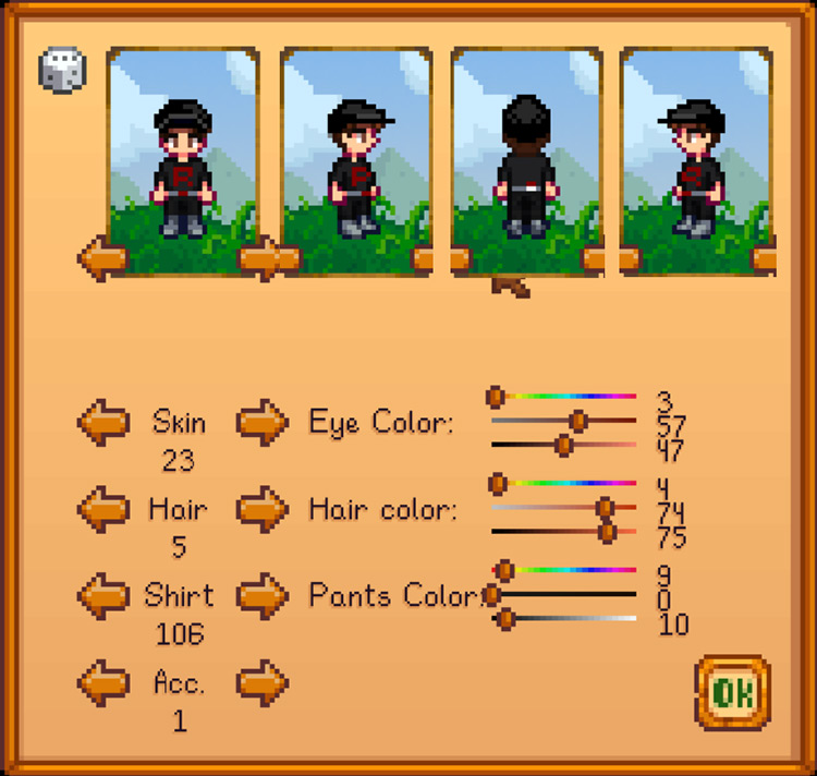 Pokemon Retextures - Stardew Valley Mod