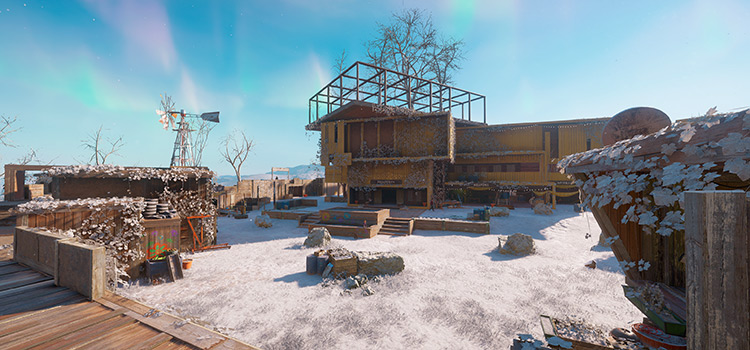 Far Cry New Dawn - Winter Hop County 2035 Mod Preview