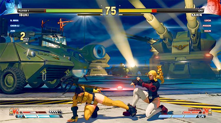 Street Fighter V: Dolls Edition Street Fighter V Mod