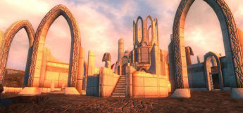 Resurrection Mod - TES Oblivion Sunset Screenshot