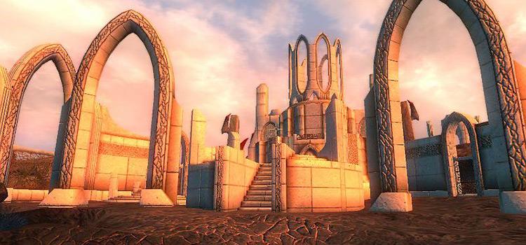 Resurrection Mod - TES Oblivion Sunset Screenshot