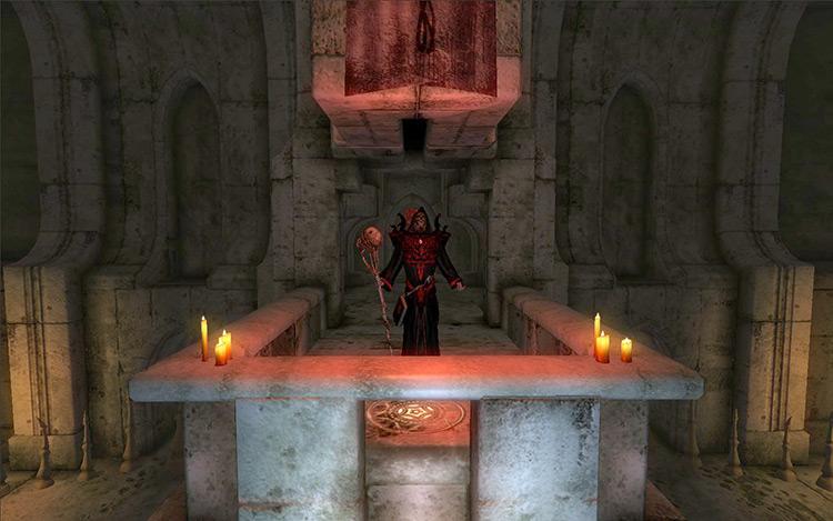 Mannimarco Revisited Oblivion Quest Mod screenshot