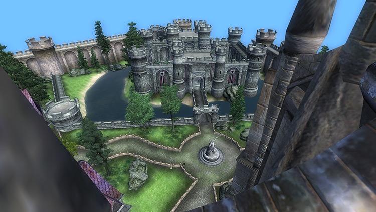 Kvatch Rebuilt Mod screenshot
