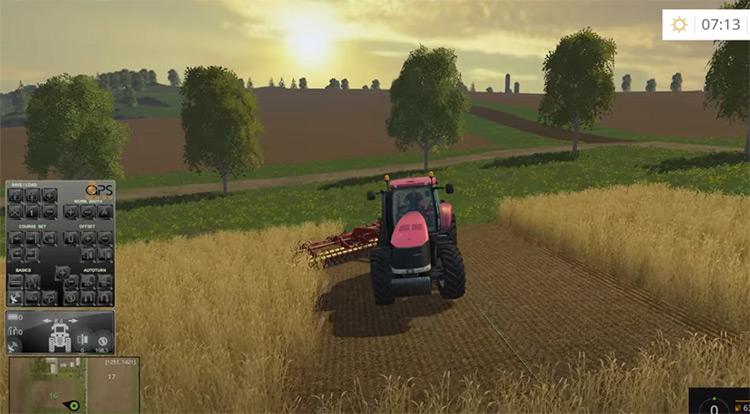 GPS Farming Simulator 15