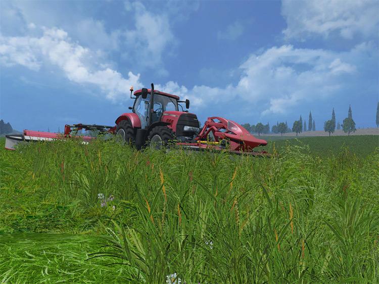 New Grass Texture Mod