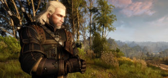 Darker Leather Wolf Gear - Witcher 3 Armor Mod