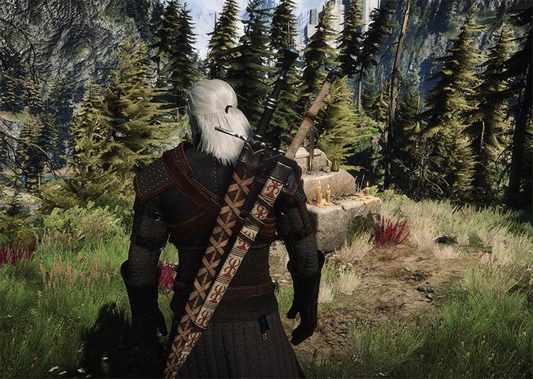 Butcher of Blaviken Witcher's Set