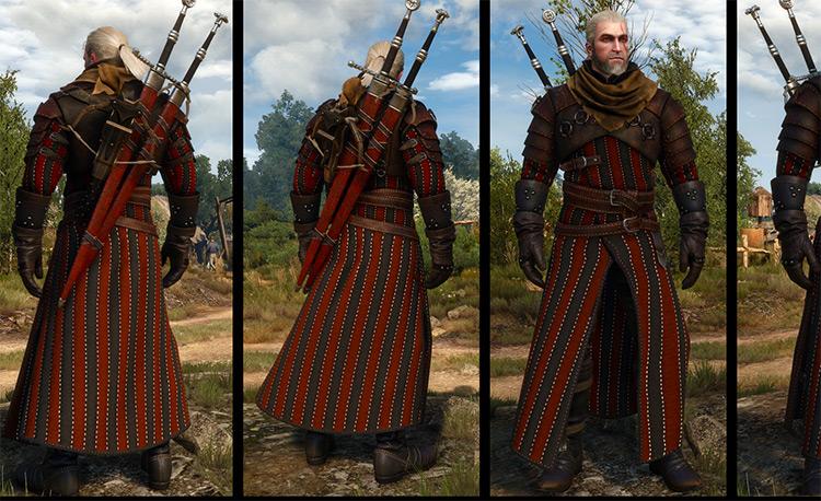 Ursine Armor Set Mod