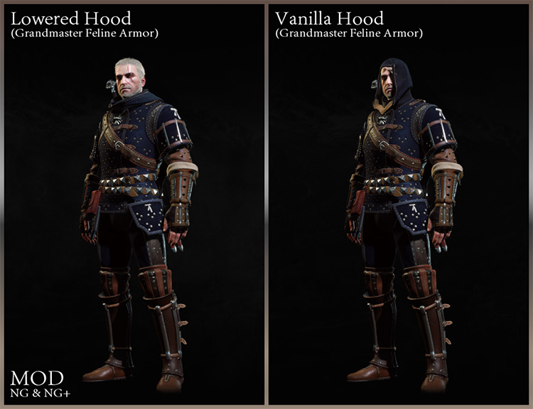 Grandmaster Armor Revision Mod