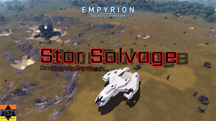 Star Salvage Mod for Empyrion