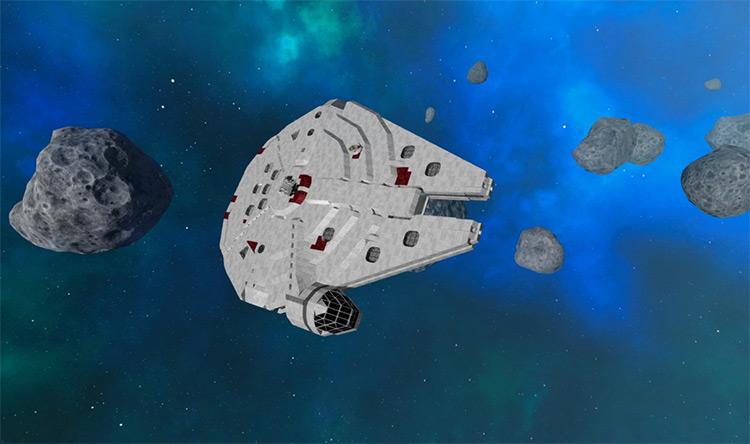 Millennium Falcon - Empyrion Mod