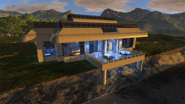 Katey's Beach House Mod
