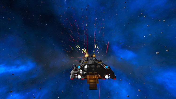 Titan's Ship Tester - Mod Preview