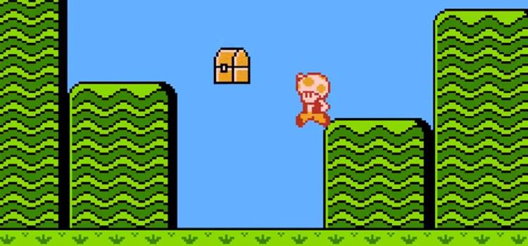 3Mix ROM Hack of SMB3 - NES Screenshot