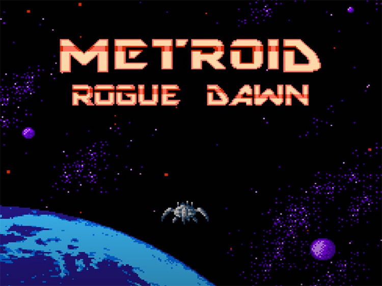 Metroid: Rogue Dawn ROM Hack