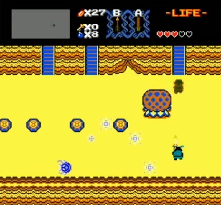 Zelda Challenge: Outlands ROM Hack