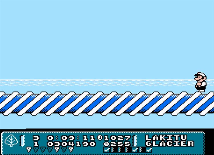 Mario Adventure NES Rom Hack