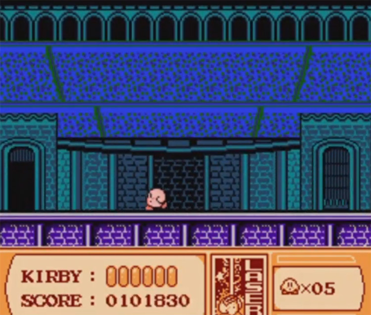 Kirby's Halloween Adventure Hack Screenshot