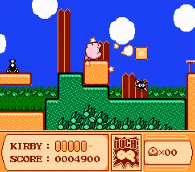 Vegetable Valley Nightmare - Kirby ROM Hack
