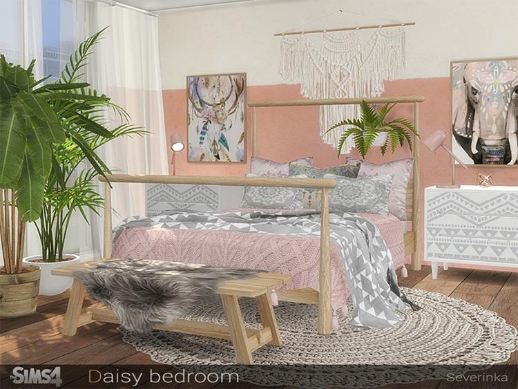 Daisy Bedroom CC Set