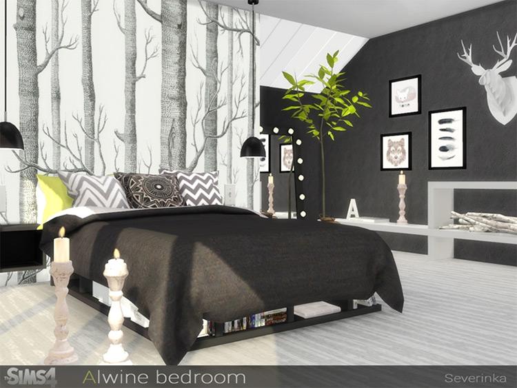 Alwine Bedroom CC Set