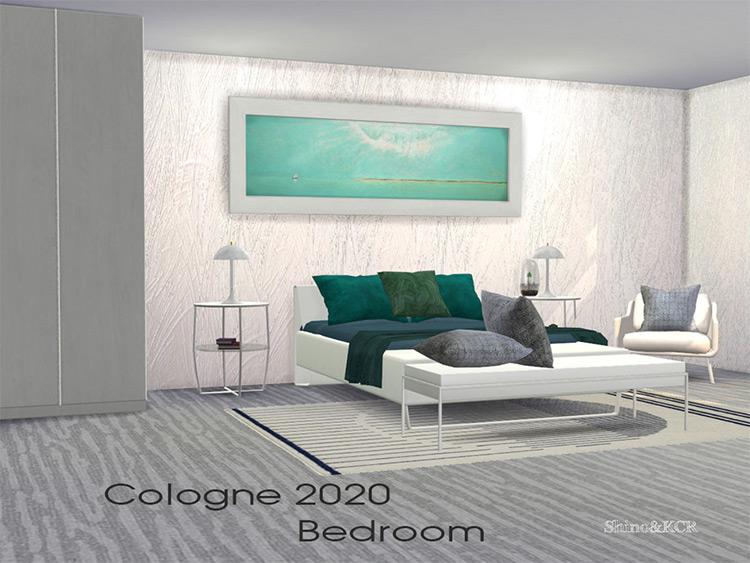 Bedroom Cologne CC Set