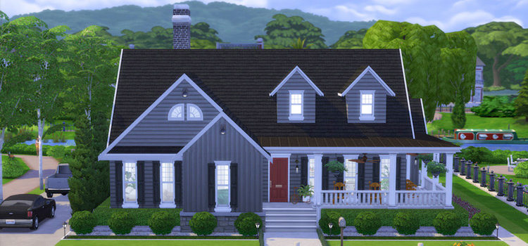 Sims 4 CC: Top 50 Houses & Lot Mods To Download (All Free)