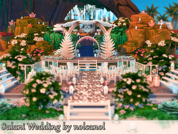 Sulani Wedding Venue CC - TS4 Preview