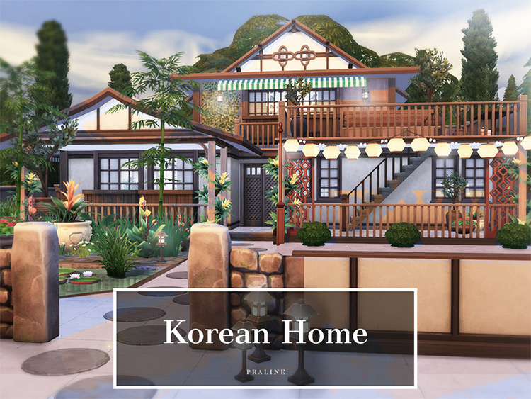 Korean Home Lot CC