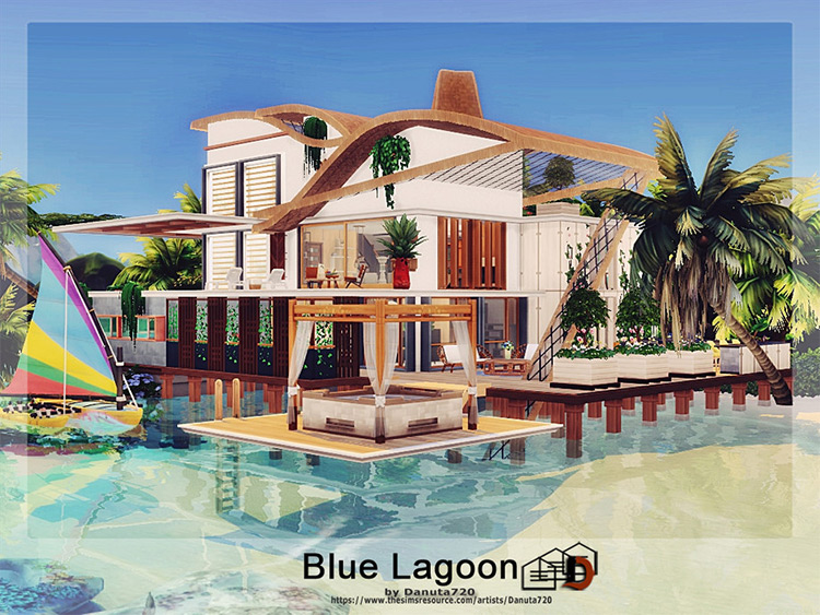 Blue Lagoon CC for TS4