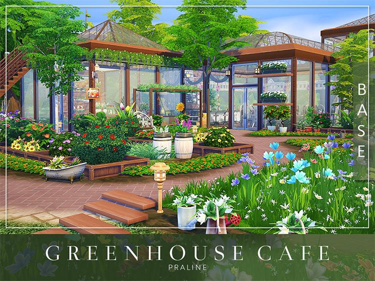 Greenhouse Café CC