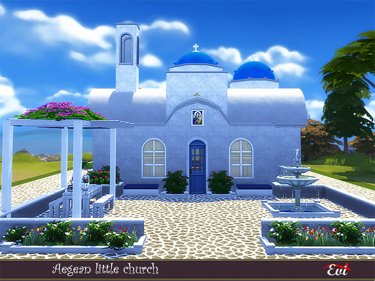 Little Aegean Church CC
