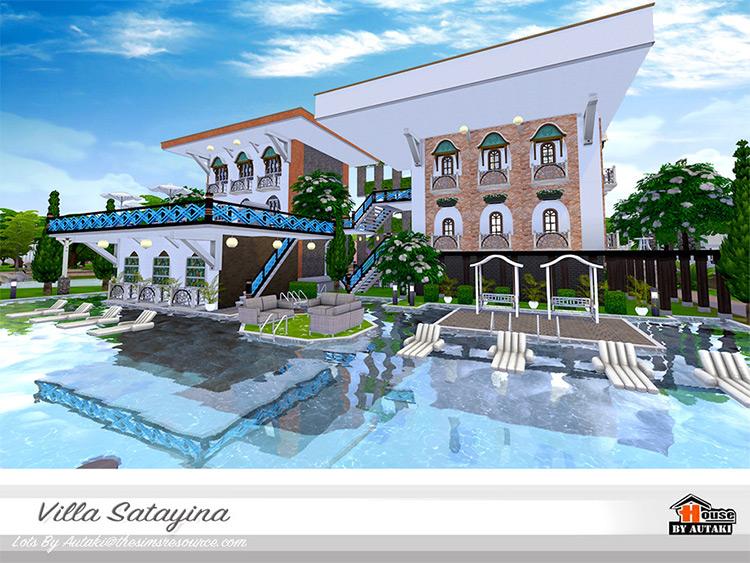 Villa Satayina CC - TS4
