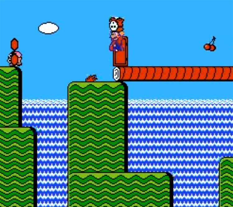 Super Mario Bros 2 Gameplay