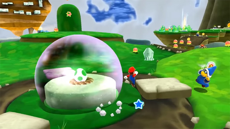 Super Mario Galaxy 2 HD