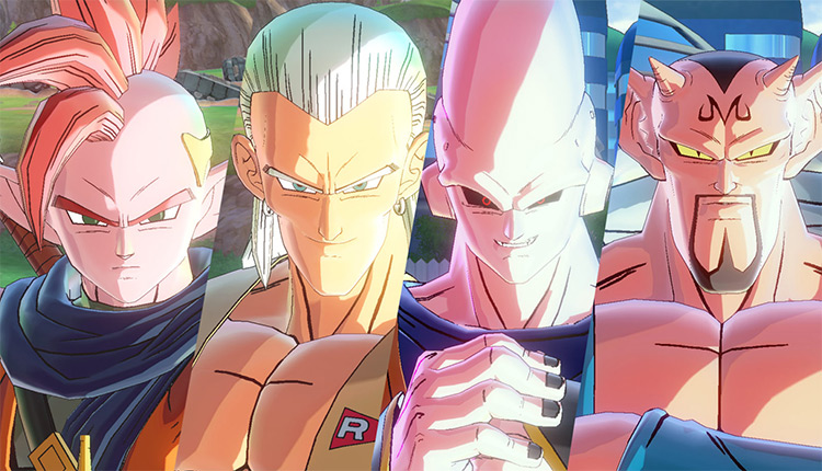 FighterZ – Reshading Pack + Resources Mod