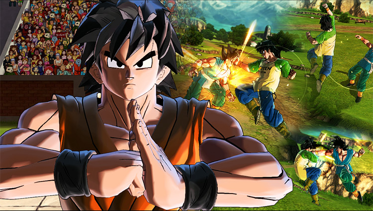 Goten and Trunks in Xenoverse 2