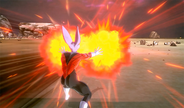 Toppo and Dyspo in Xenoverse 2