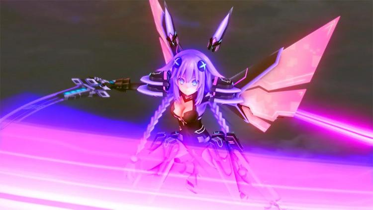 Xenodimension Neptunia DBZ X2