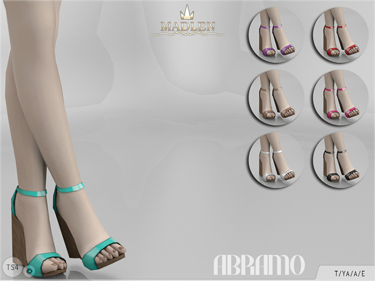 Abramo High Heels CC