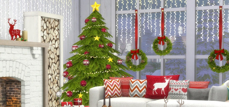 Best Sims 4 Christmas CC: 20 Best Mods & CC Packs For Holiday Cheer