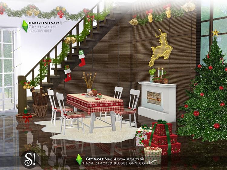 Best Sims 4 Christmas Cc 20 Best Mods Cc Packs For Holiday Cheer Fandomspot