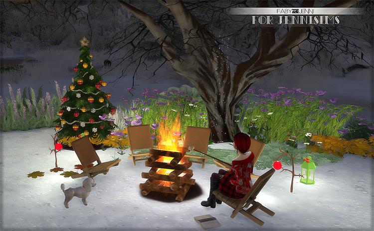 Outdoor Christmas Set CC