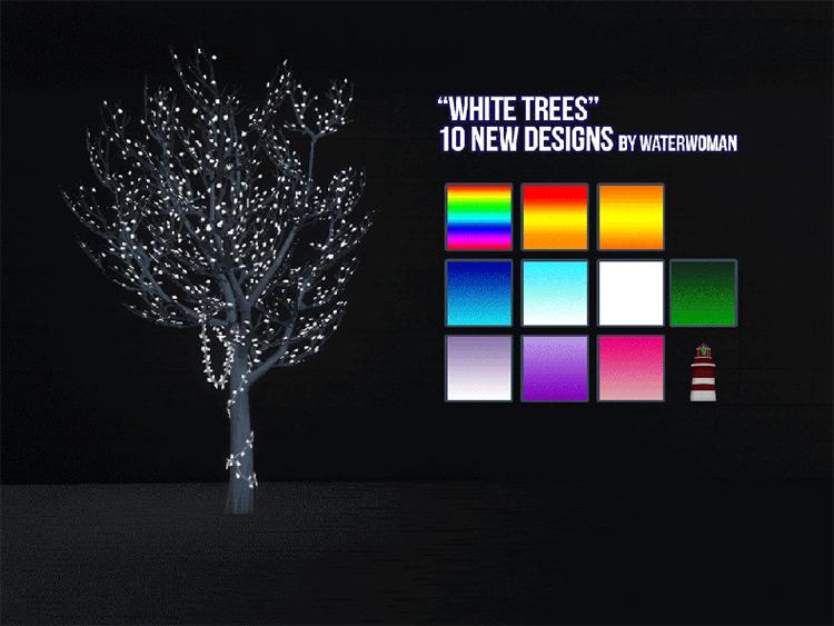 Fairy Light Trees CC
