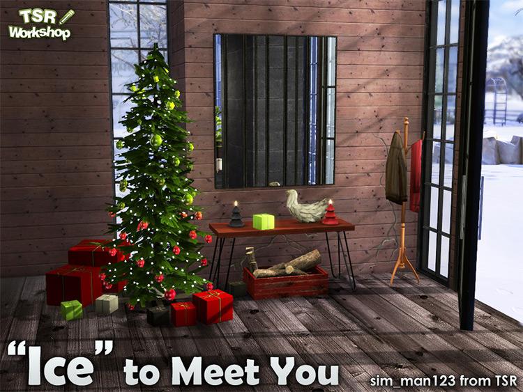 Ice to Meet You CC Christmas Set