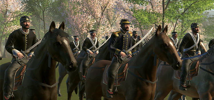 FoTS Mod for Total War Shogun 2