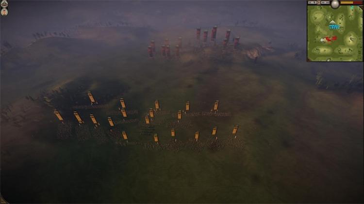 Extended Camera Minimod Total War: Shogun 2 mod